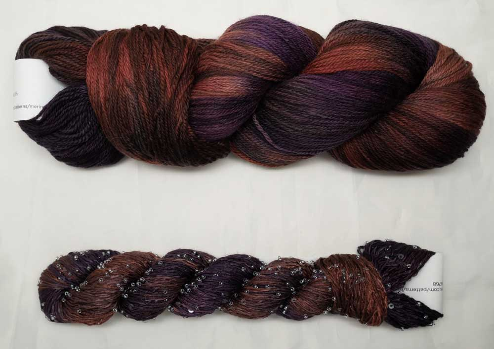 VARIOUS COLOURWAYS ARTYARNS EVERY WHICH WAY SHAWL KITS