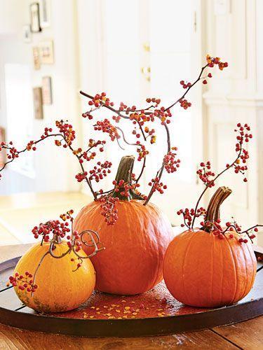 60+ Enchanting Halloween Decorating Ideas Simple halloween - how to make simple halloween decorations