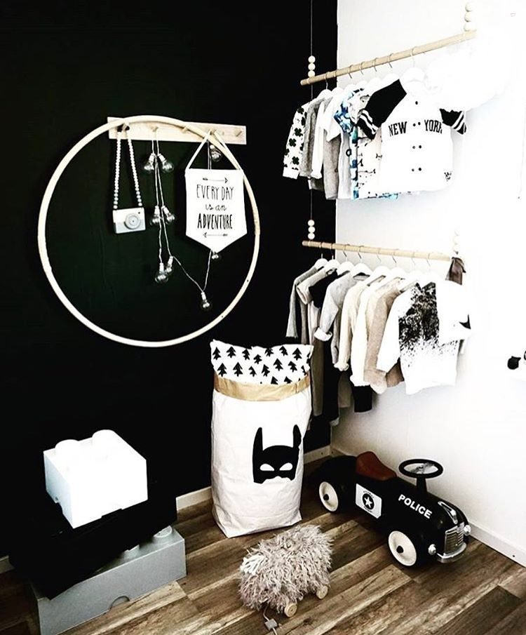 An awesome little boys closetThanks for the tag @moa.nyberg... - Home Decor For Kids And Interior Design Ideas for Children, Toddler Room Ideas For Boys And Girls