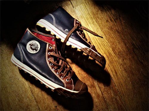 Really cool Grounder Hi PF Flyers  dfa8d3b89b94c