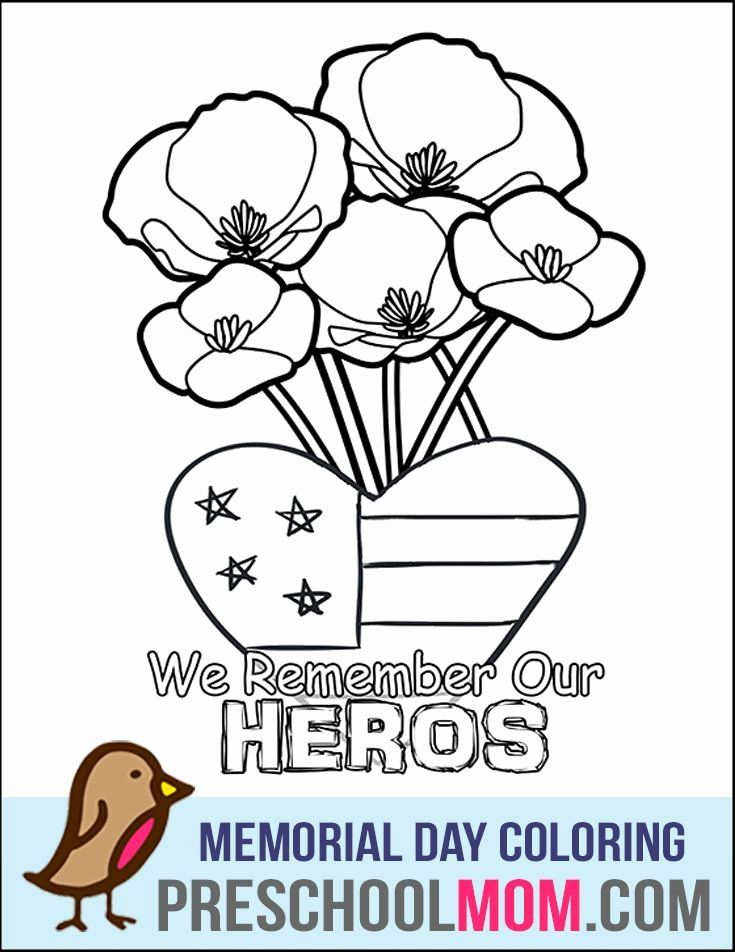 Field Day Coloring Page Luxury Memorial Day Poppy Coloring Sheet