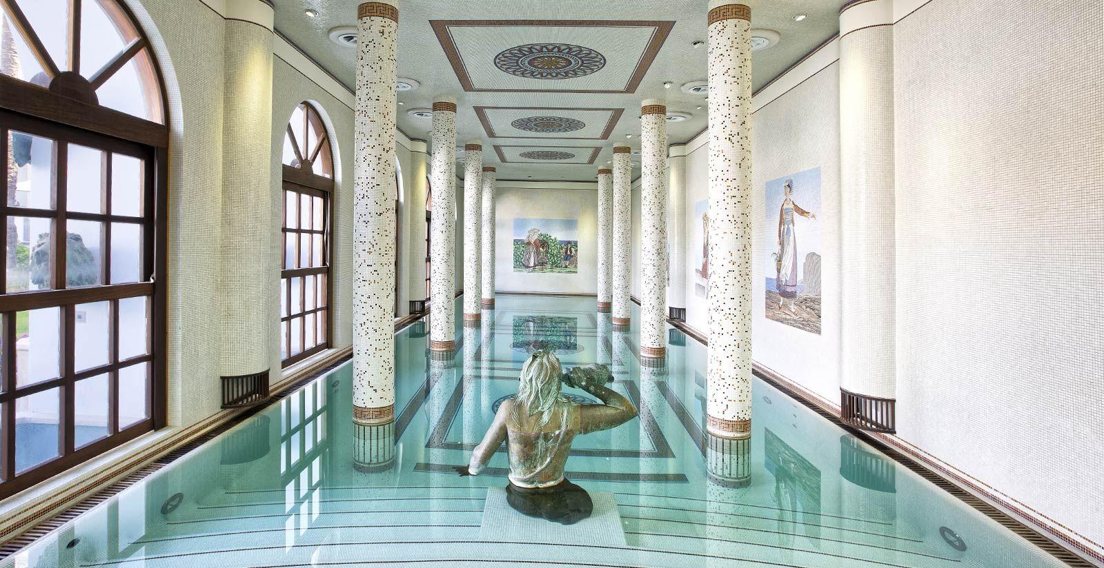 Terme Manzi Hotel & Spa 5 Stelle Ischia Sito Ufficiale