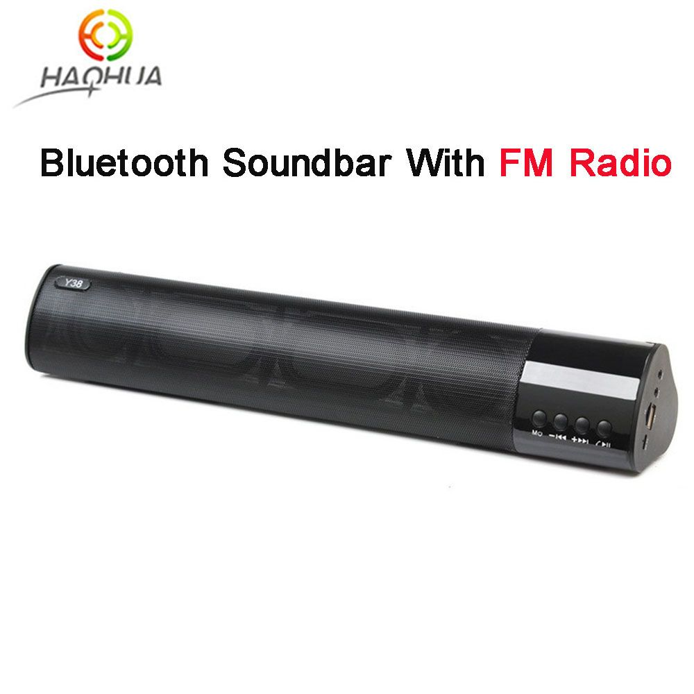 Newest Caixa De Som Portatil Bluetooth Sound Bar Barra De Sonido for Computer for TV for Phones Bluetooth Speaker for Tablets