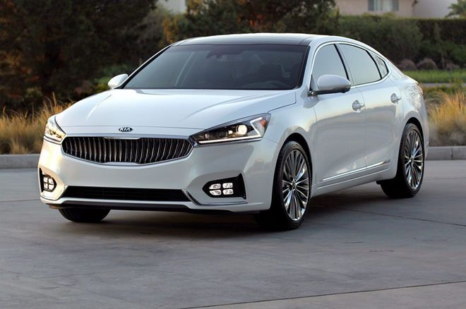 June Special  Kia Cadenza  A Month  Month Lease