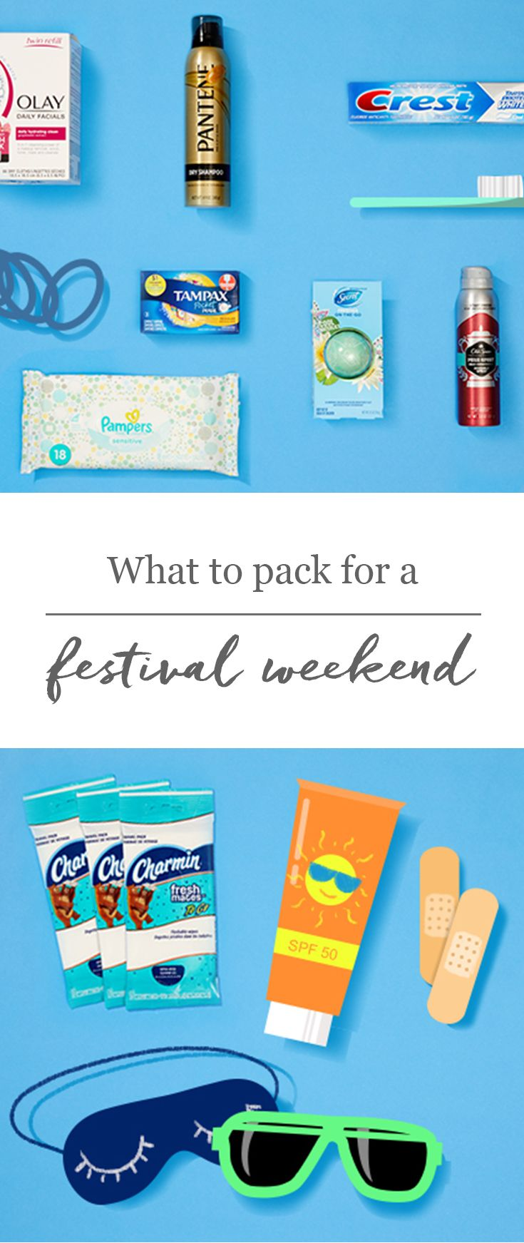 The Essential Music Festival Packing List You Need