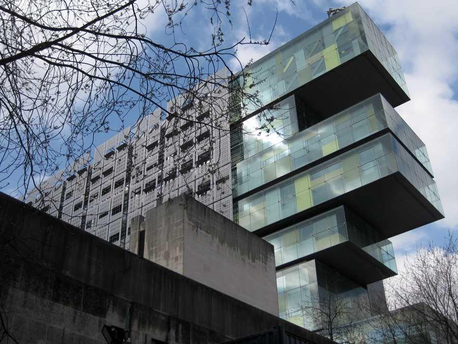 Manchester Law Courts: Civil Justice Centre Building ...