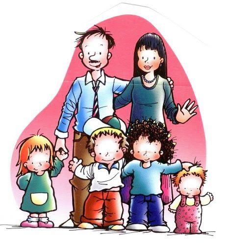 Dibujos Sobre La Familia Para Imprimir Planeamiento Familia