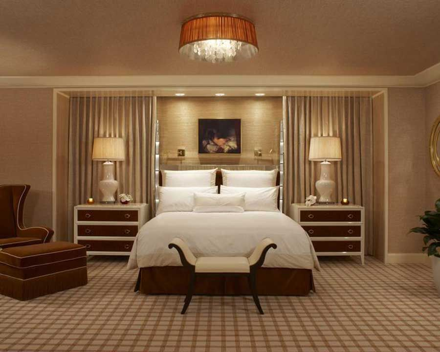 Ultra Modern Hospitality Interior Design Encore Hotel At Wynn Las Vegas Suite Room