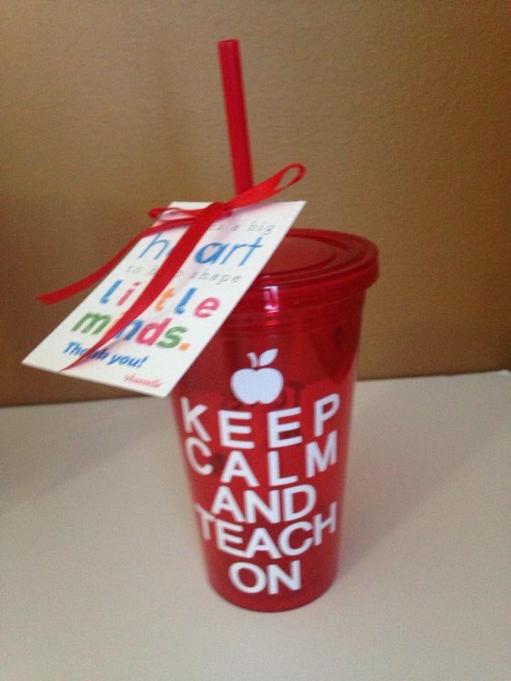 Teacher's Appreciation week Theme: bring anything