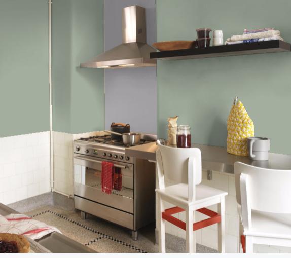 Dulux Leafy Cottage Dulux Living Room Kitchen Loft Room