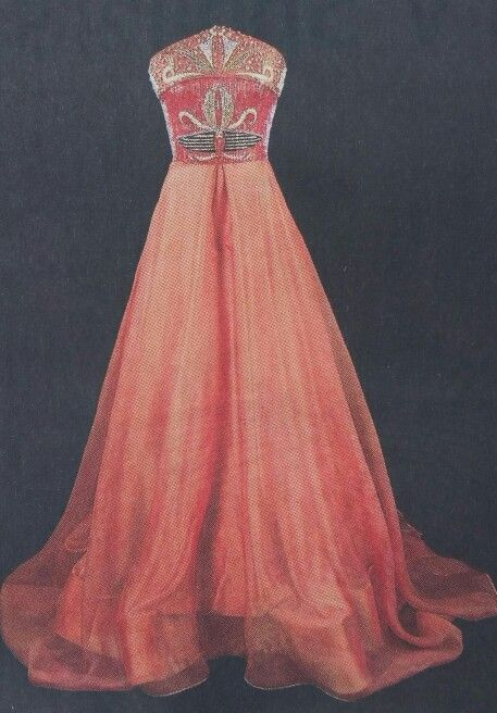 Orlando Dugi evening gown | My Style or what I wish for my Style ...
