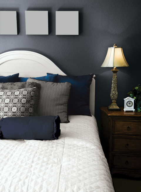 Love This Gorgeous Dark Blue From Para Paints So Rich And Has Such A Beautiful Undertone It S Called Guys Night I Can See On Cabinets Or Furniture