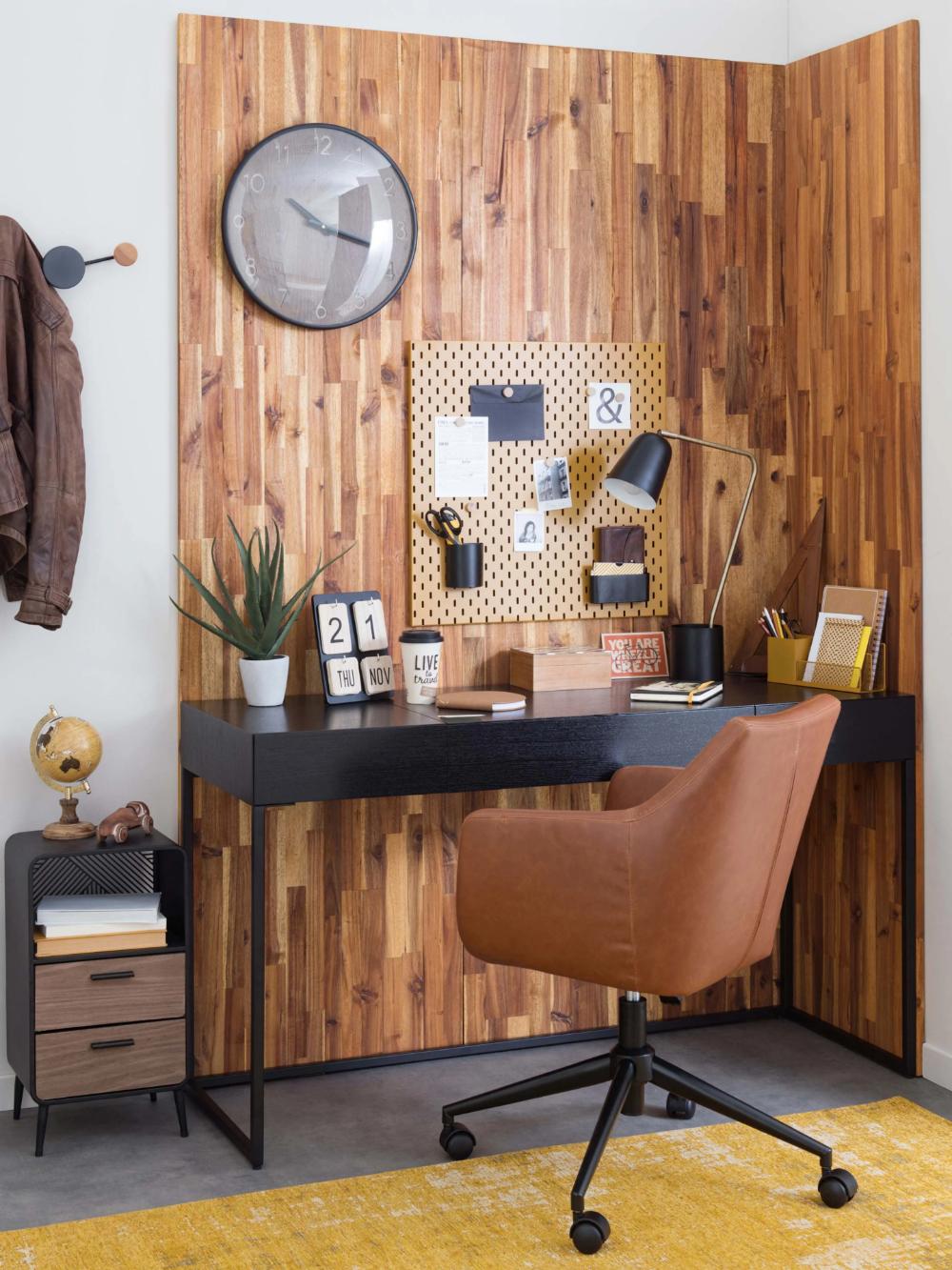 Tendenza D Arredo Boston Maisons Du Monde Trending Decor Furniture Desk With Drawers