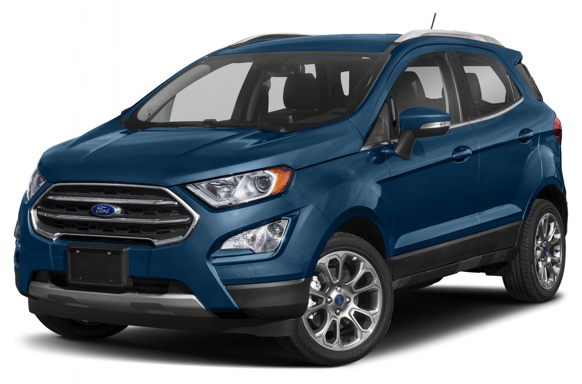 5 Ford Ecosport Information Autoblog Ford Ecosport 2020 Price