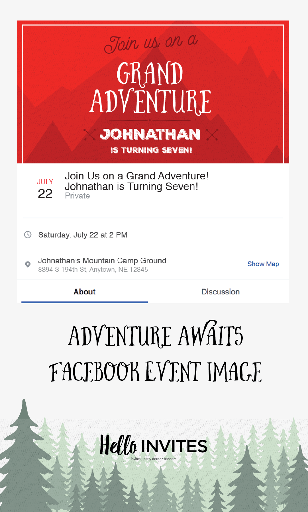 Dorable Facebook Birthday Invite Ensign Resume Ideas