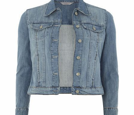 Dorothy Perkins Womens Petite Denim Jacket- Prices Sale Online Discount Amazing Price Discount Store Wear Resistance FoIkS2