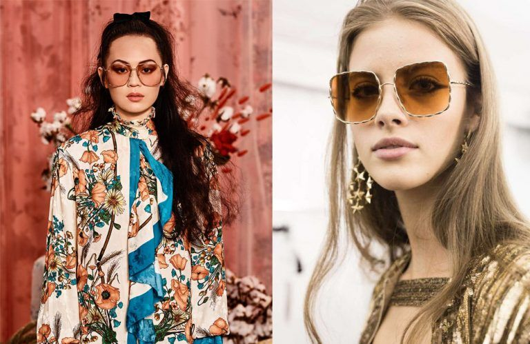 Oculos De Sol 2019 2020 4 Tendencias Irreverentes Para Apostar