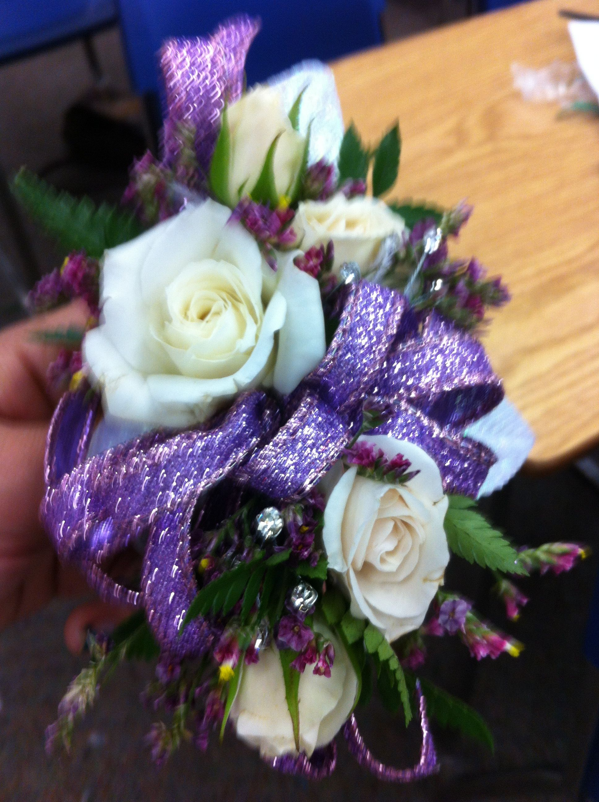 Prom Corsage My Floral Design Pinterest Prom Corsage Corsage