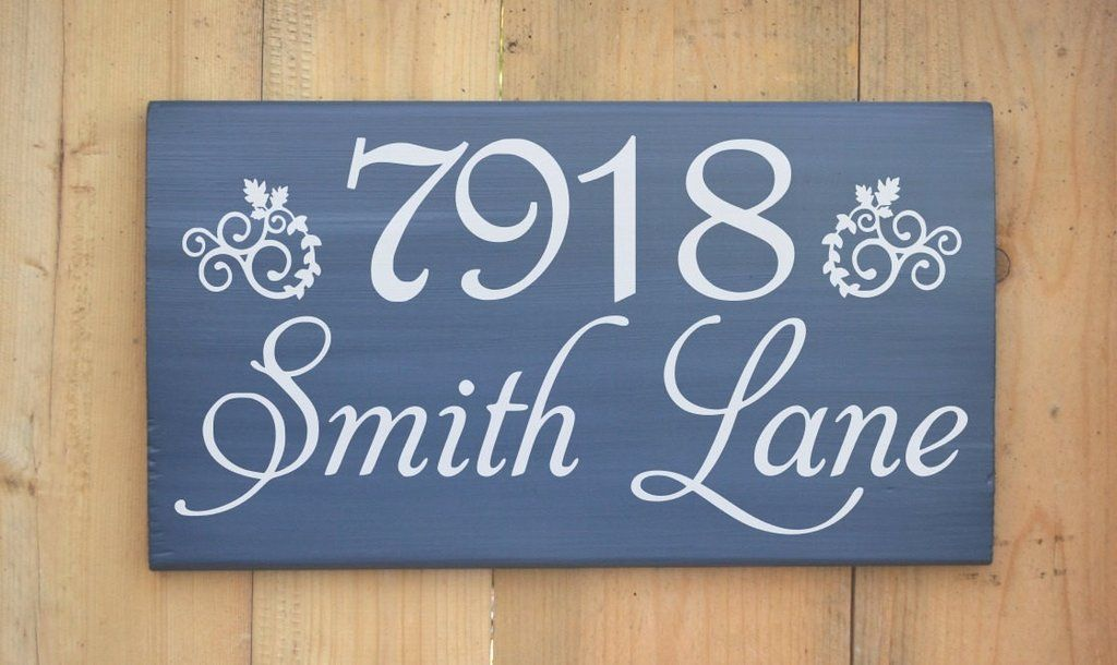 welcome signs personalized - 1024×610
