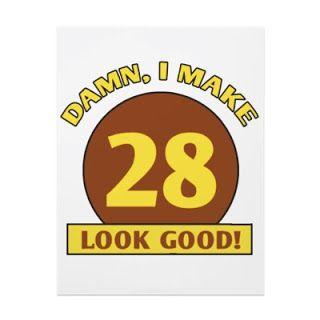 My age
