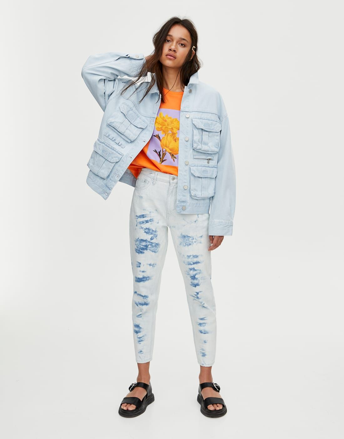 fd2b73b3f86a Women s Denim Jackets - Spring Summer 2019