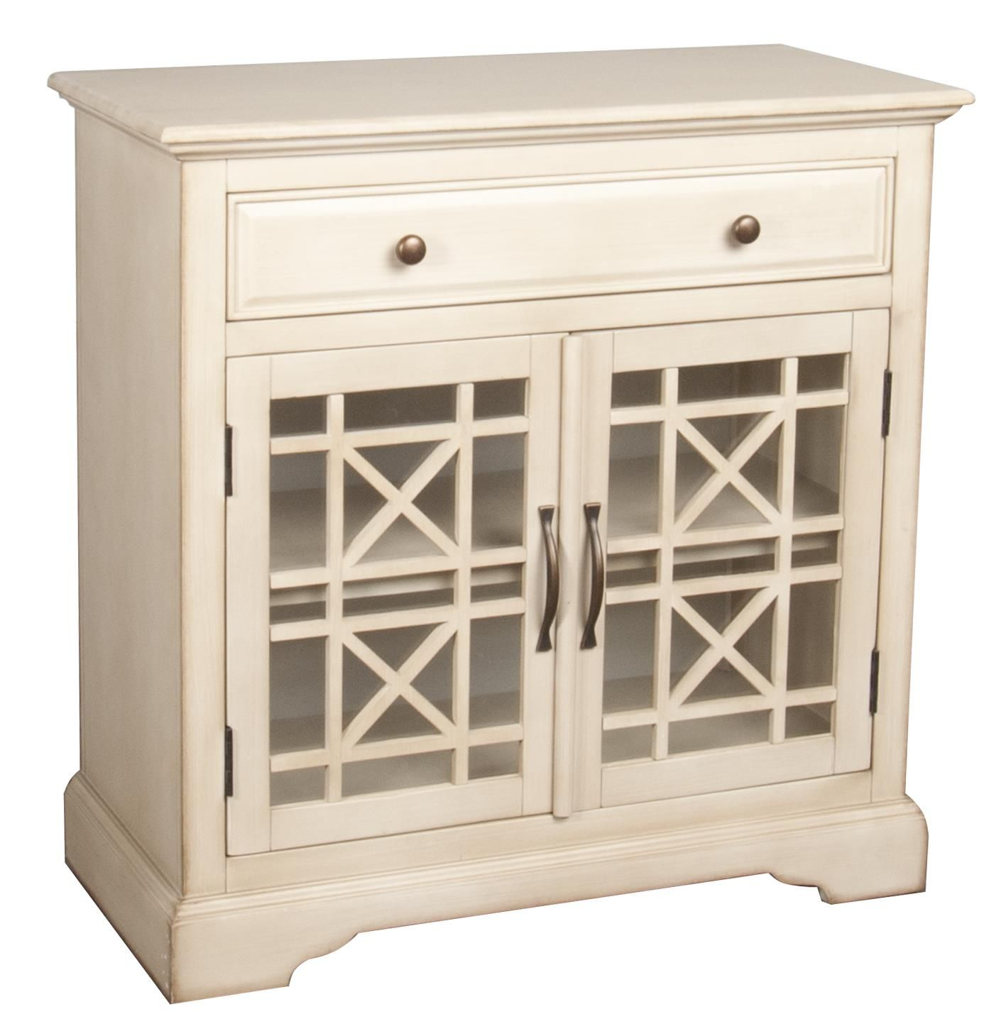 Limetree Cabinet By Jofran At Morris Home Antique White Cabinets Furniture Cabinet