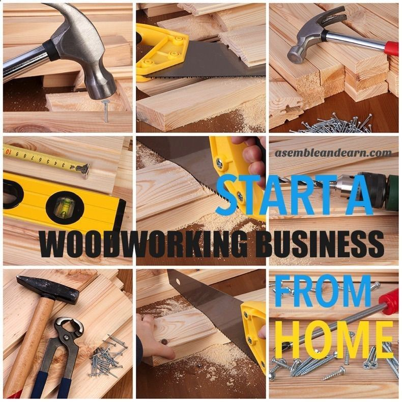 Discover A Great Woodworking Business Model You Can Start From Home One Person Setup Begin With Minimum Investment And Turn Into Highly