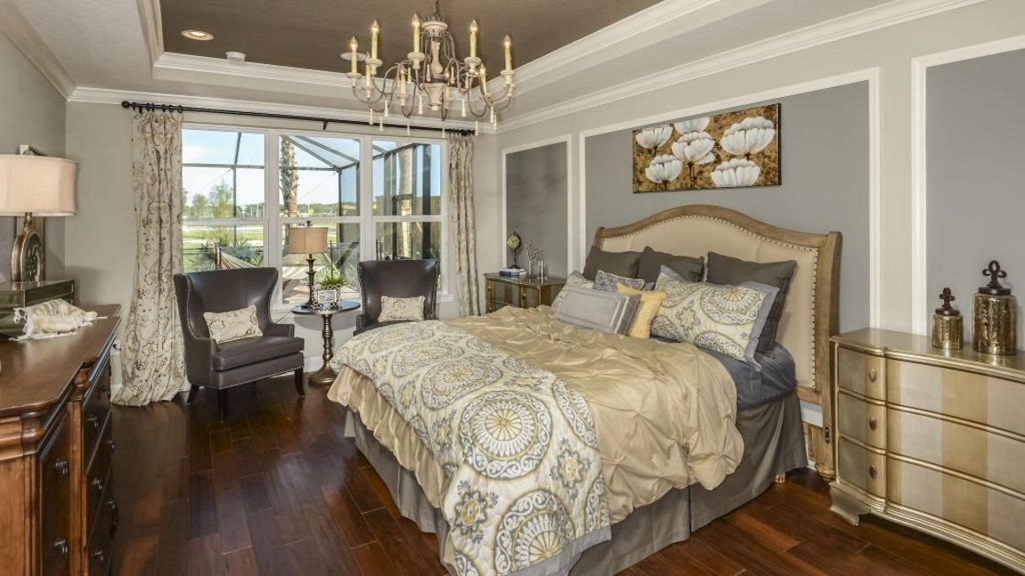Hemingway iii home new homes bedroom colors