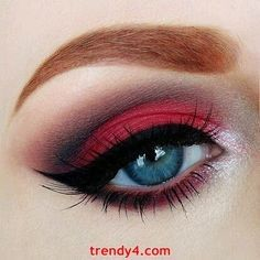deadpool makeup EYE - Google Search