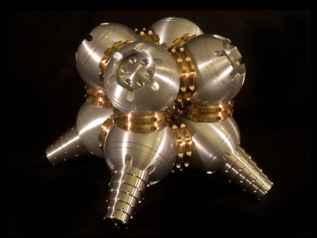 The Machined Marvels of Chris Bathgate   feedscafe.com - New Inspiration online magazine for creative people & artists.
