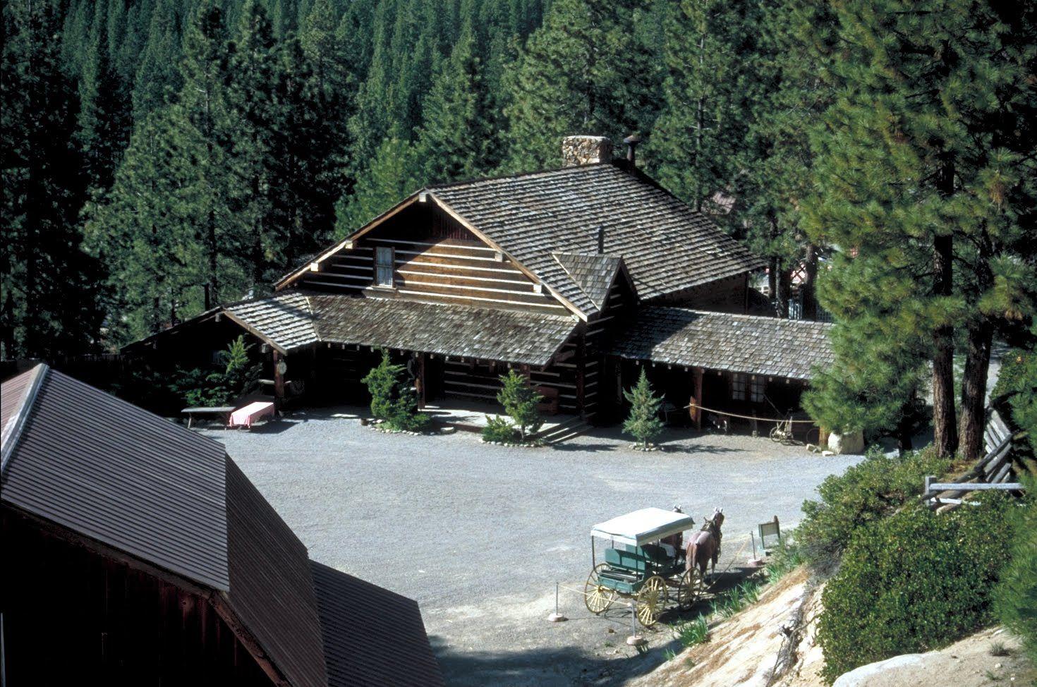 Lake Tahoe, Ponderosa Ranch Ranch house, Lake tahoe