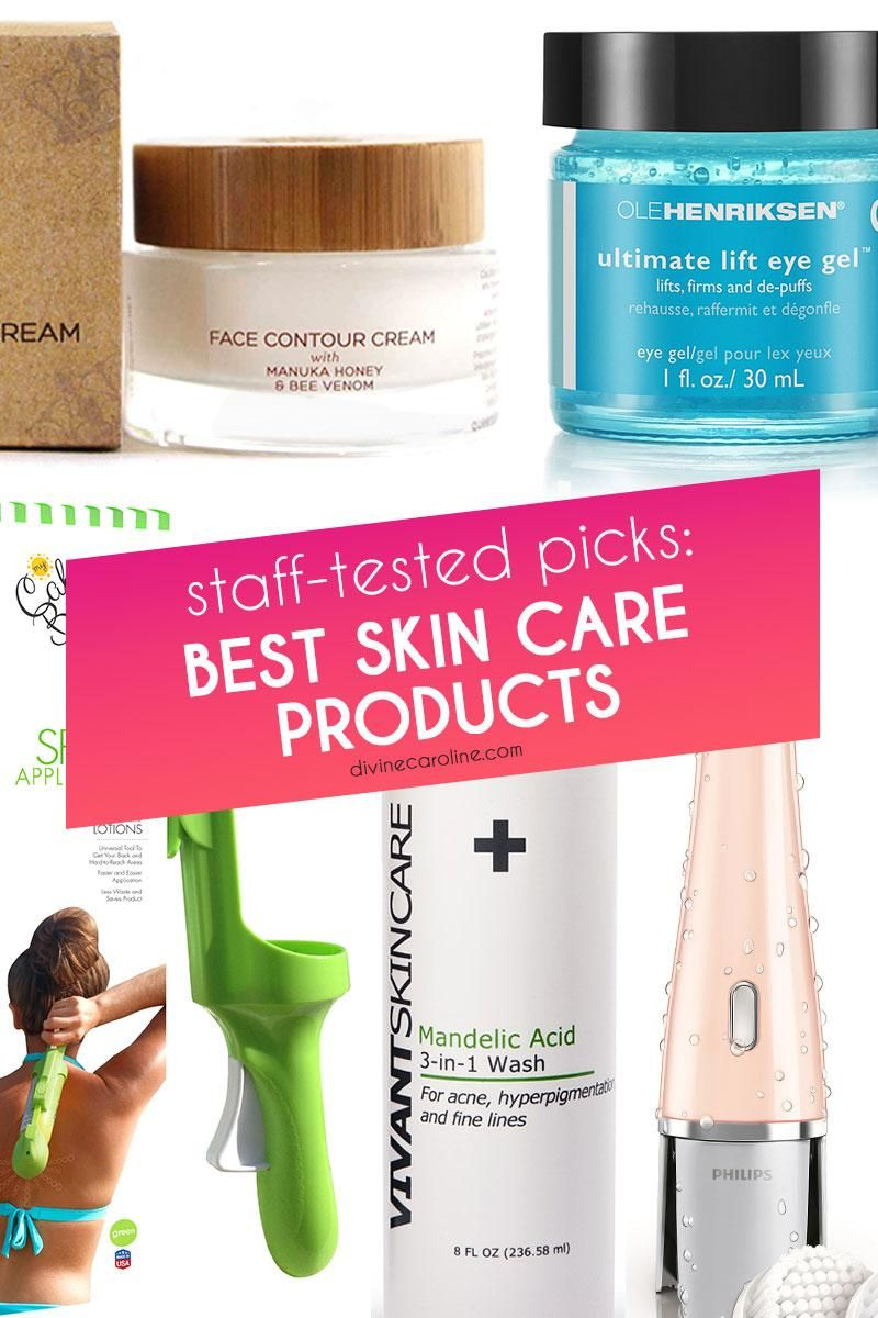 Best Skin Care Products StaffTested Picks Makeup