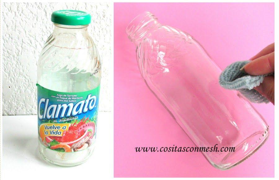 El reciclaje y la Navidad se unen para dar lugar a ideas como estas. ¡Recicla tus botellas!