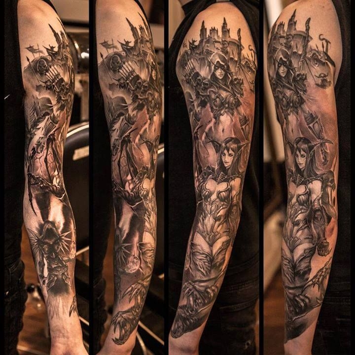 Niki Norberg Http://tattoosgeek