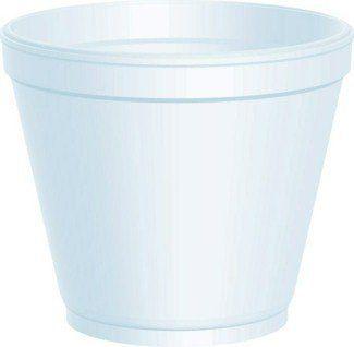 Dart 8 Oz Foam Soup Cup 8sj12 1000 Case 29 64 8 Oz Foam Bowl 20 Pks Of 50 Cs 8sj12 Dart Container Nothing Keeps Food At I Food Containers Foam Cups Foam