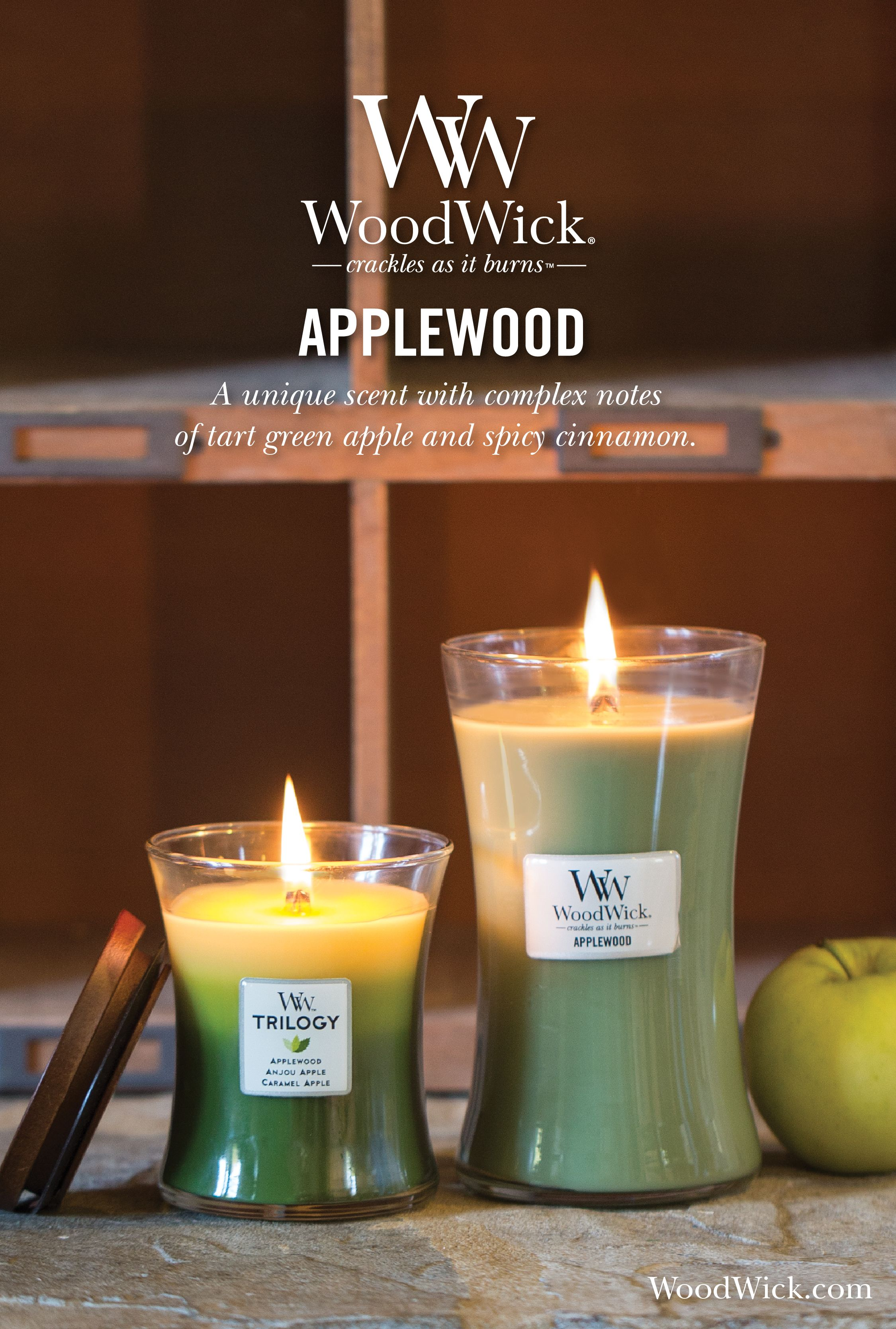 A Unique Scent With Complex Notes Of Tart Green Apple And Spicy