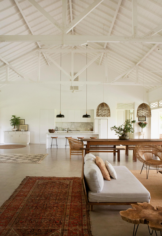Photo of Magali Pascal's French-Caribbean inspired home in Bali
