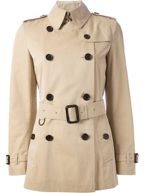 Shop Burberry London 'Balmoral' trench coat in Etre - Vestire from the  world's best