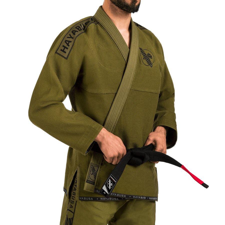 93 Brand Standard Issue Jiu Jitsu Gi Olive Green Edition