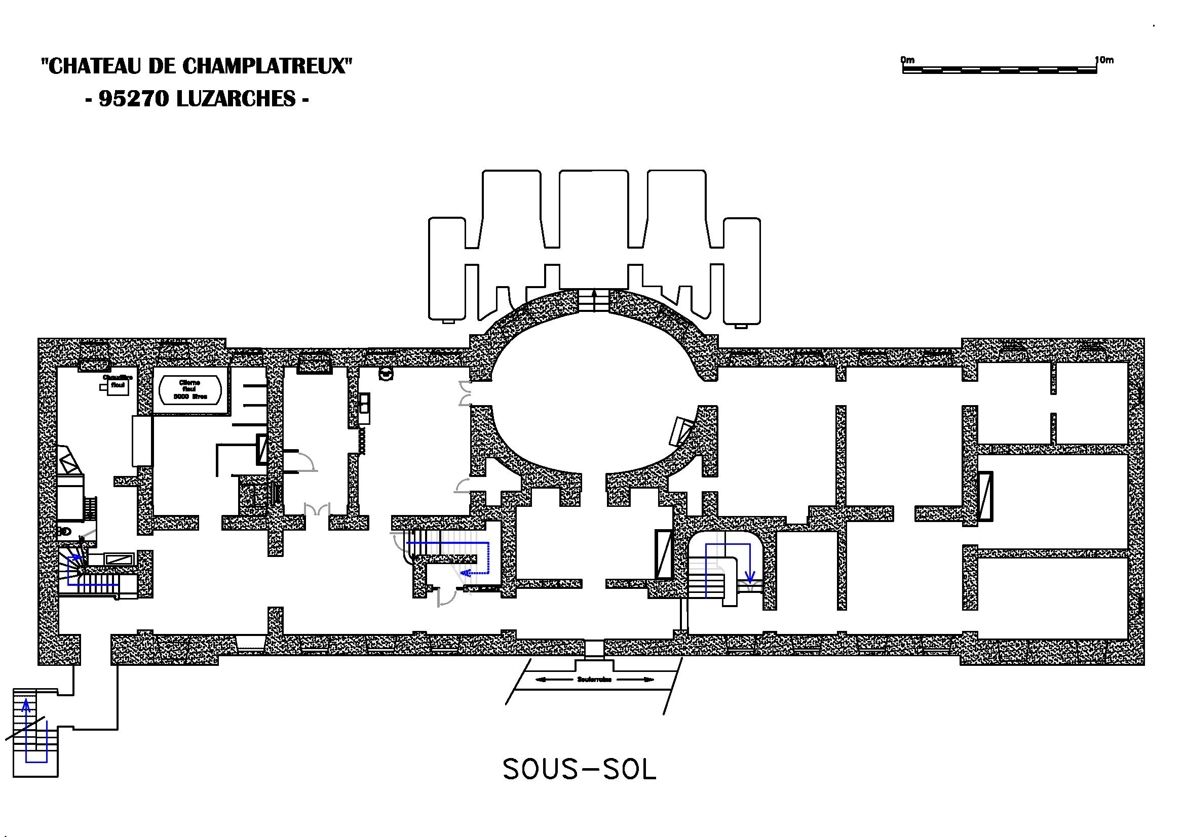Champlatreux Basement Floor Plans Basement Flooring Floor Plans