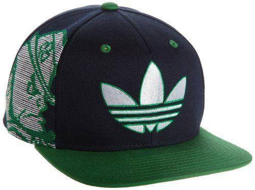10d55fbd4a8 NCAA Flat Brim Snapback Hat - NG42Z