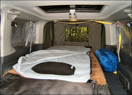 SUV Tent? Do you use your Element as the tent? - Honda Element Owners & SUV Tent? Do you use your Element as the tent? - Honda Element ...