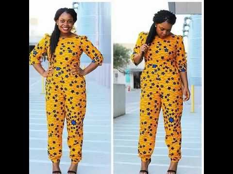 Beautiful Ankara Styles Gown; Beautiful Collection Of Unique Ankara Styles