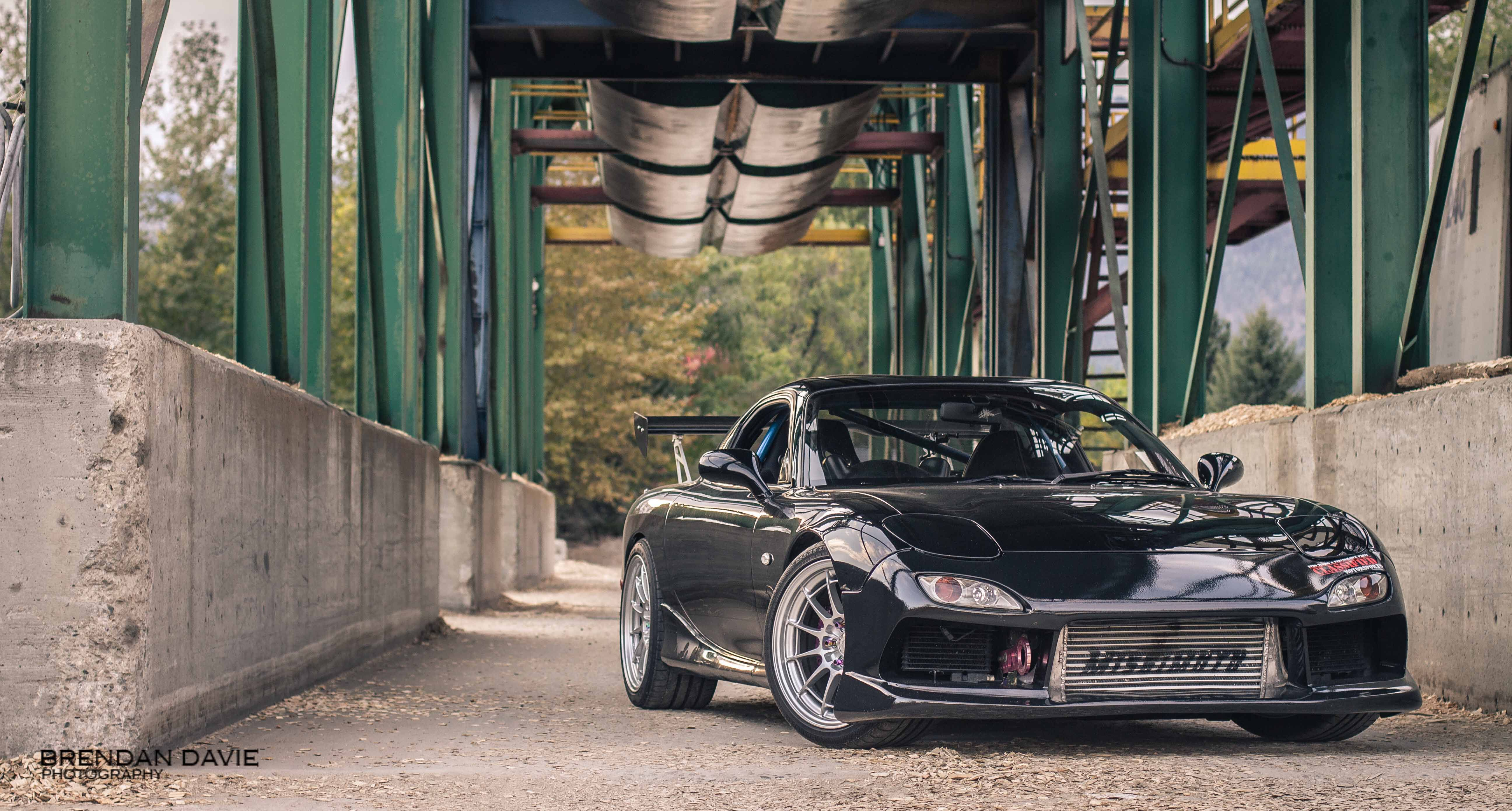 Pin By Barry Sims On Importtuner Japanese Cars Dream Cars Mazda Rx7