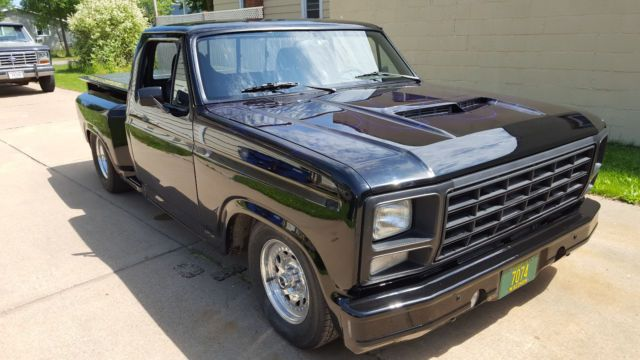 1981 Ford F150 >> 1988 Ford F 150 1981 F 100 460 Flareside For Sale Photos