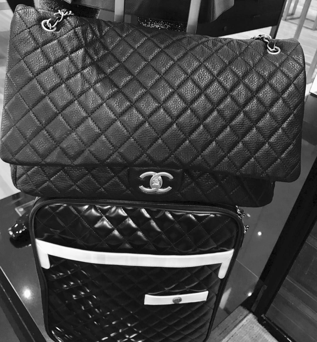 092c742c0de0dd Chanel XXL Flap Bag. 2017 Latest Cheap Chanel!! More than 77% Off Cheap!!