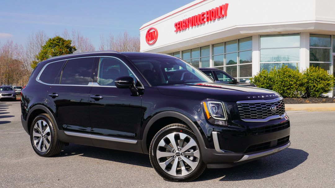 The 2020 Kia Telluride is Finally HERE. Now available at
