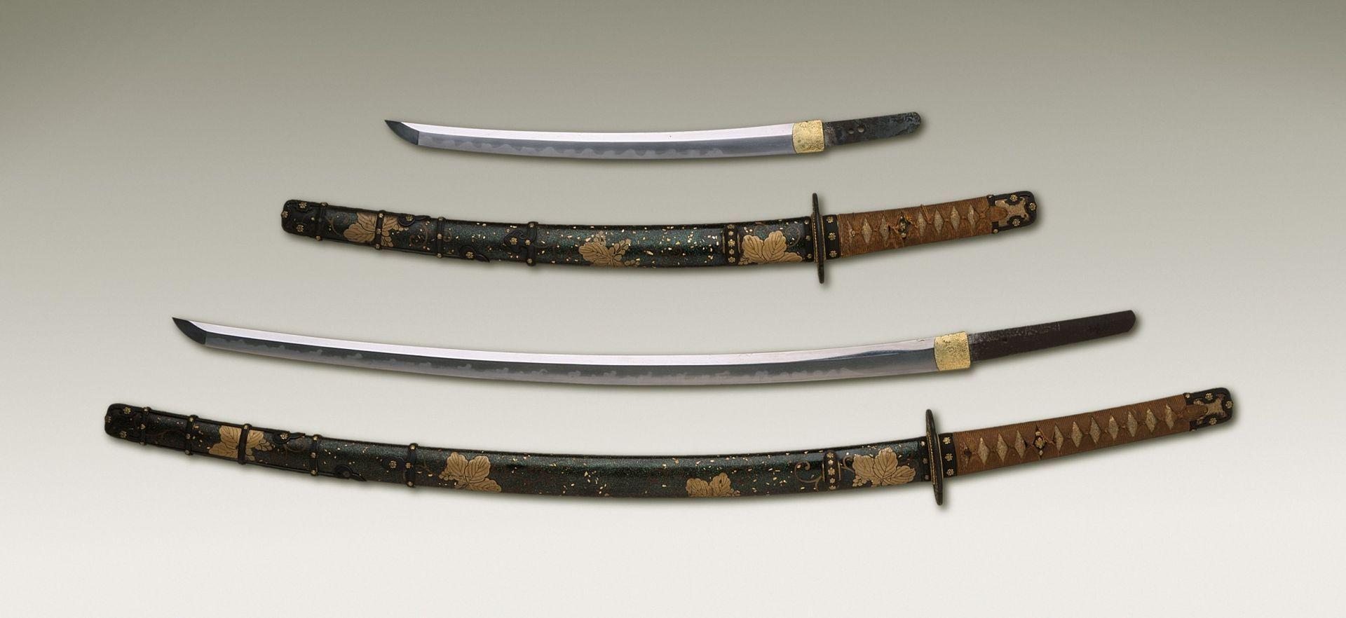 Katana Wikipedia Japanese Sword Long Sword Samurai Weapons