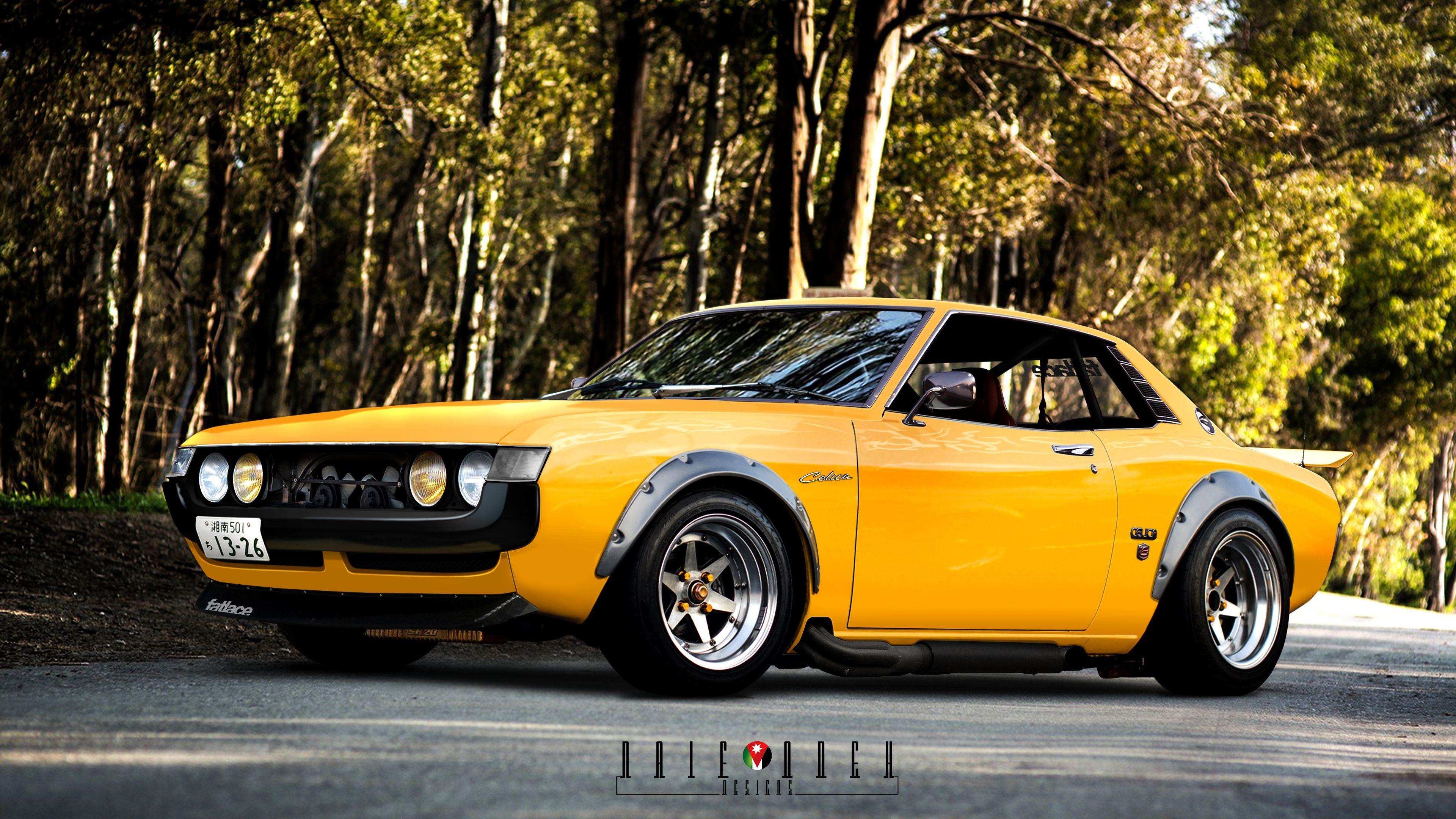 toyota celica te22 v2 nod designs by naifodeh classicford classic cars toyota celica classic japanese cars pinterest