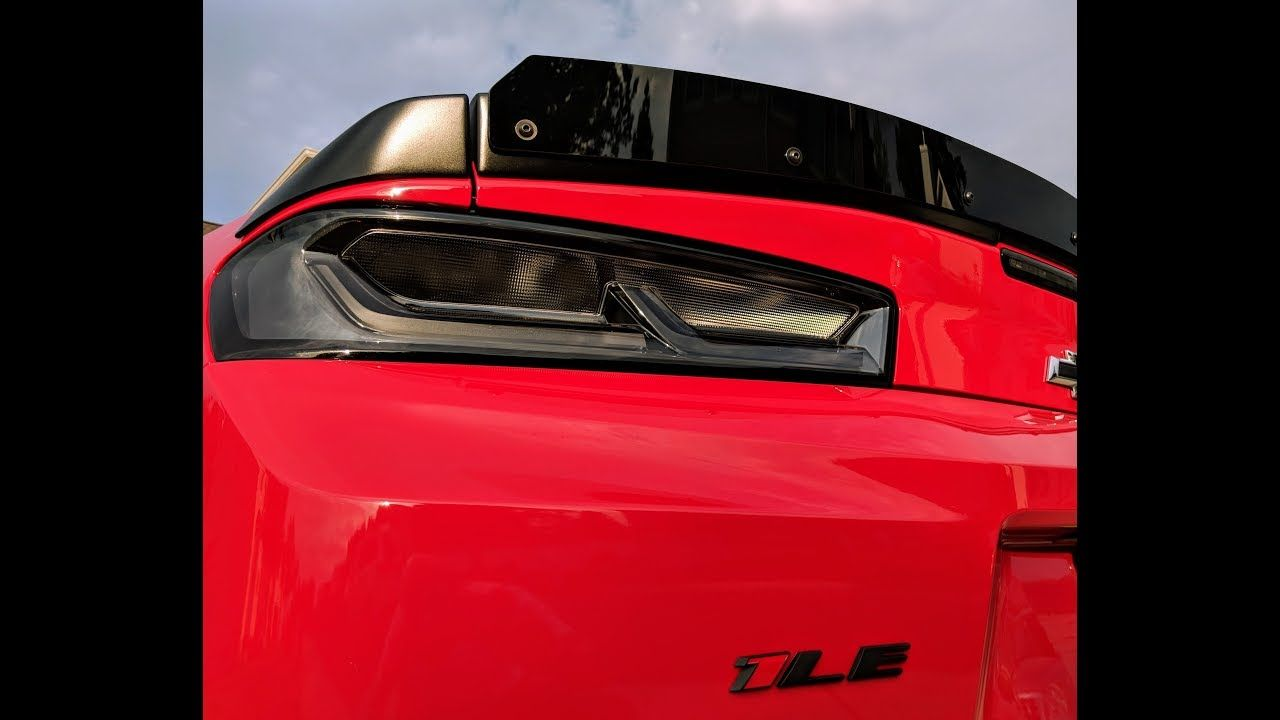 Pin On 2018 Chevrolet Camaro Ss 1le